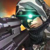 Game Combat Squat MOD Apk v0.2.18 + Data OBB for Android Udpate Terbaru