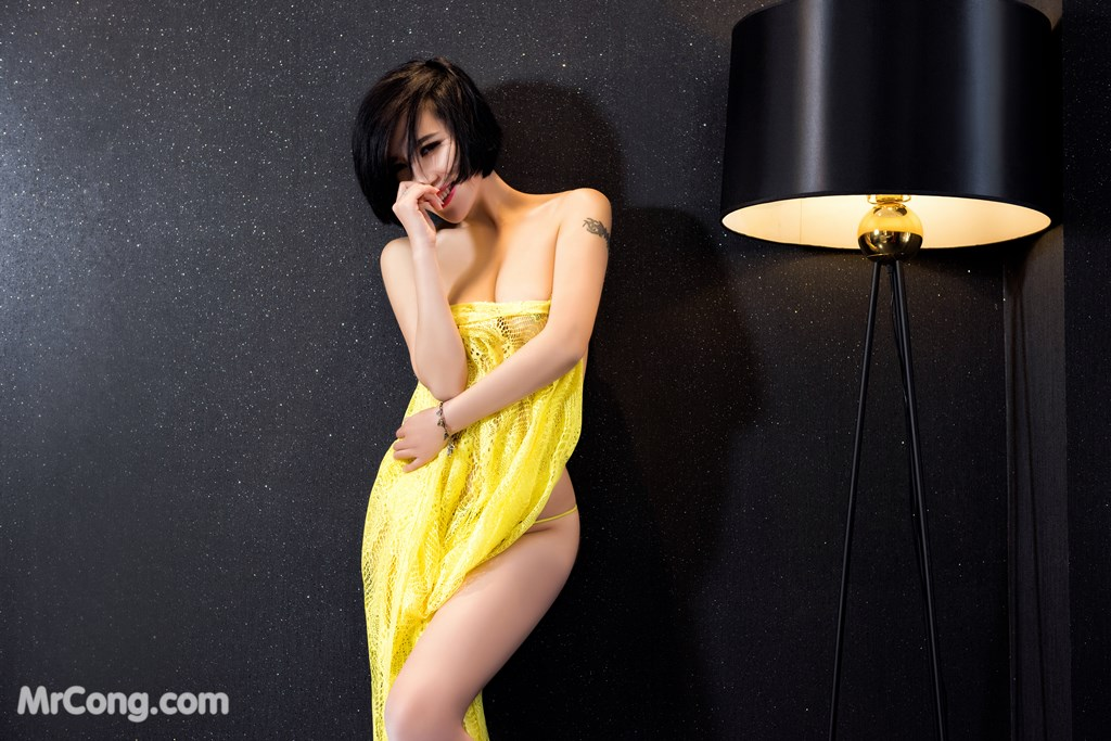 Image SLADY-2017-05-25-No.004-Tian-Yiyi-MrCong.com-008 in post SLADY 2017-05-25 No.004: Người mẫu Tian Yiyi (田依依) (36 ảnh)