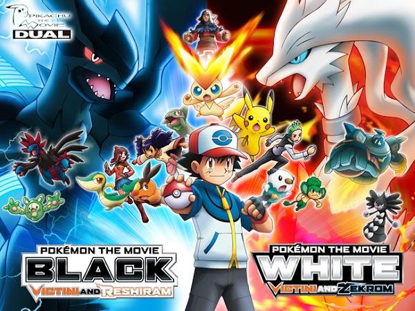 Pokémon Black—Victini and Reshiram and White—Victini and Zekrom Full Movie In Tamil