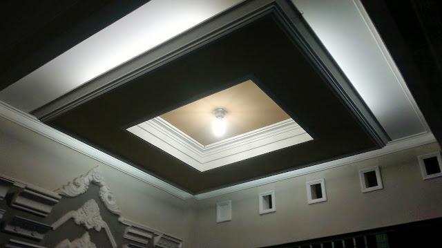 desain plafon rumah minimalis terbaru