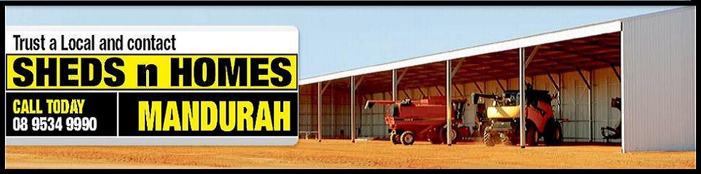 Sheds Garages Carports Steel Building Mandurah