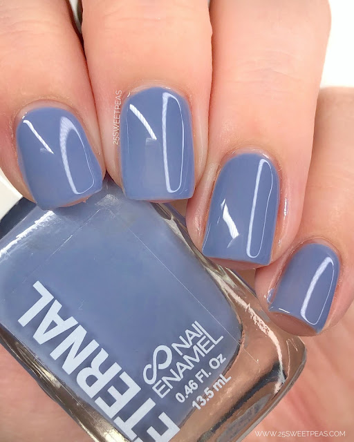 Eternal Cosmetics Nail Polish Sky Blue - 25 Sweetpeas