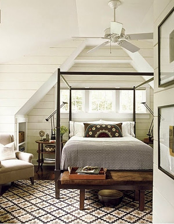 attic dormer decorating ideas - Design Addict Mom Decorating Ideas for a Dormer