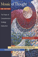 Mosaic of Thought: The Power of Comprehension Strategy Instruction by Ellin Oliver Keene