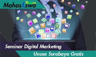 seminar bisnis online gratis surabaya 2019