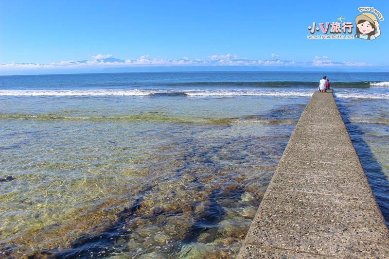 綠島景點 柴口浮潛區