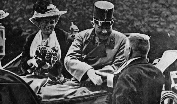 Latar Belakang Perang Dunia Pertama
