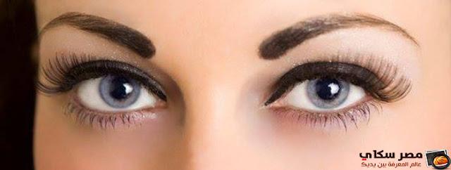 6 نصائح تهمك لكيفية إبراز جمال العيون Beauty the eyes