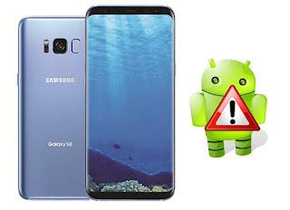Fix DM-Verity (DRK) Galaxy S8 SM-G950F FRP:ON OEM:ON