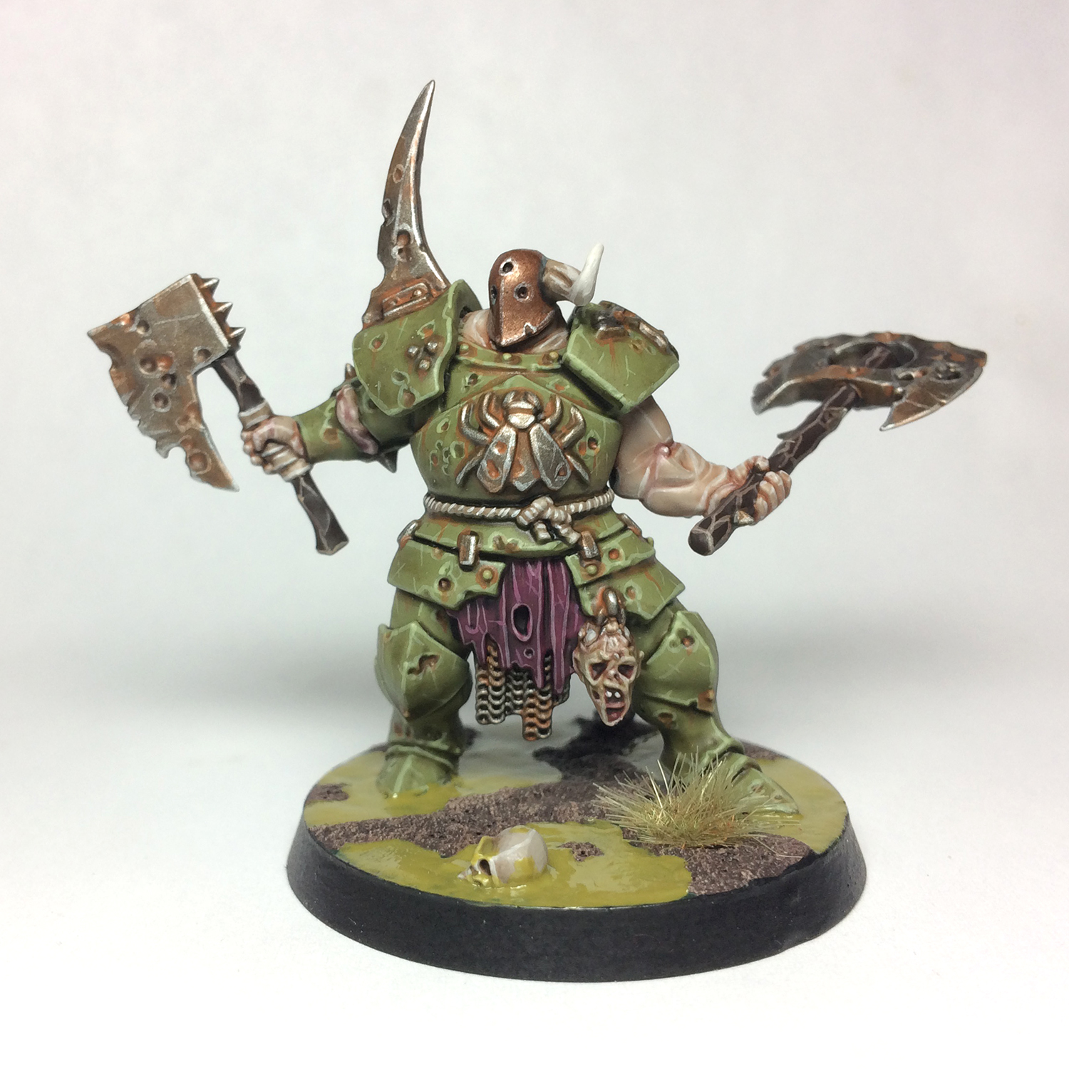 Mengel Miniatures: Army Painting: The Art Of The Shortcut