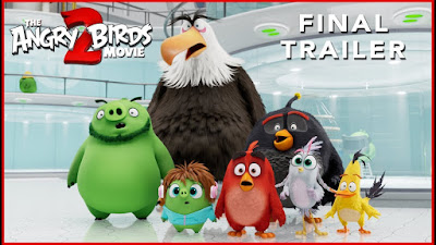 فلمی دۆبلاژی كوردی باڵنده تورهكان بهشی دووهم The Angry Birds 2 Movie