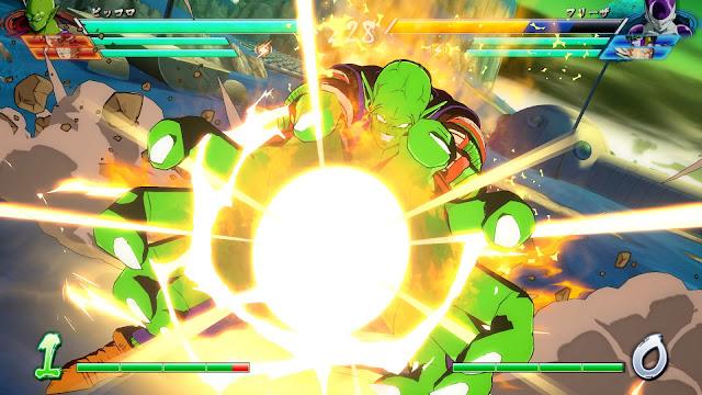 Dragon Ball FighterZ Piccolo - Freezer ZonaHype