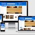 Mẫu website bán phụ kiện gỗ bằng WordPress
