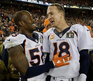 FÚTBOL AMERICANO (Super Bowl L) - La defensa de Denver consigue el tercer Vince Lombardi de los Broncos