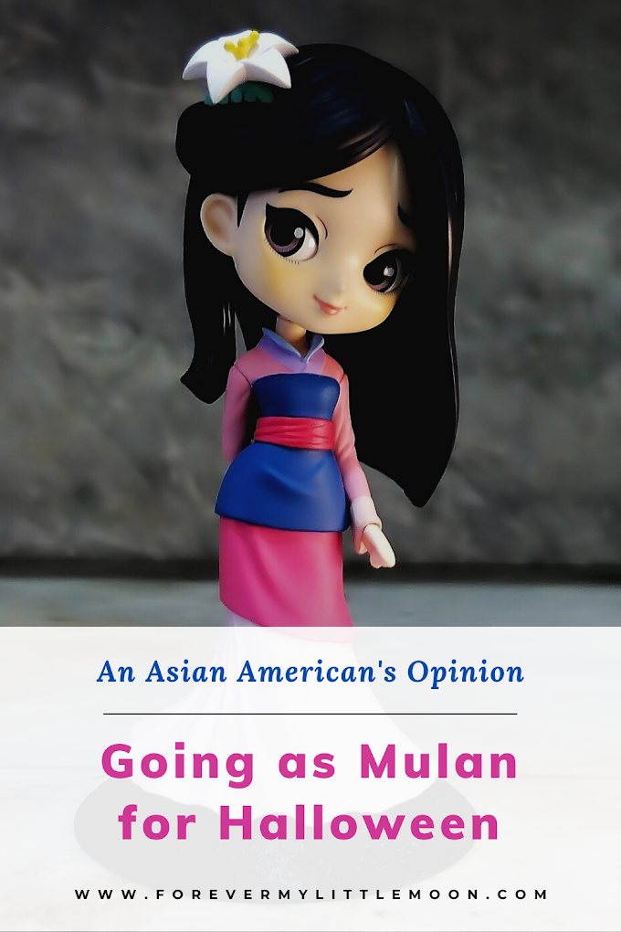 Going as Mulan for Halloween - An Asian American's Opinion