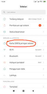 Jaringan Internet di Android Ngebut