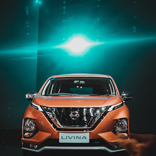 eksterior all new livina
