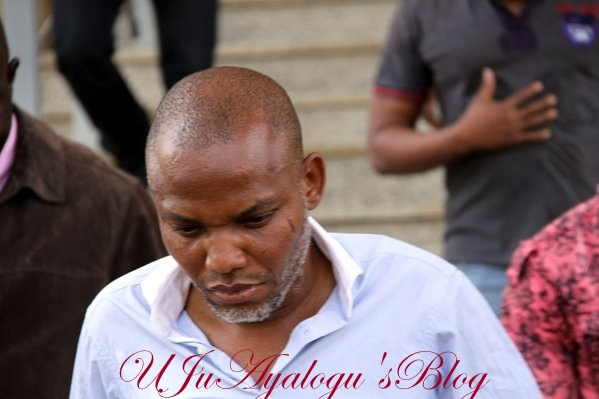 Monarchs Petition Buhari, Demand Probe Into Nnamdi Kanu's Father's Whereabouts