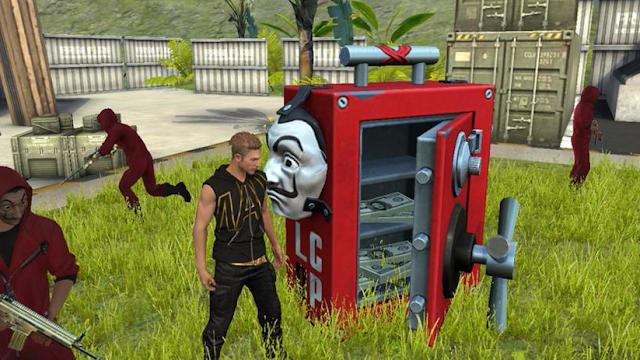 Free Fire Memiliki Mode dan Kostum Baru Ala Money Heist