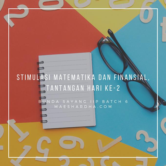Stimulasi Matematika dan Finansial, Tantangan Hari Ke-2