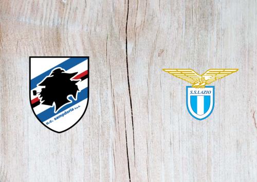 Sampdoria vs Lazio -Highlights 25 August 2019