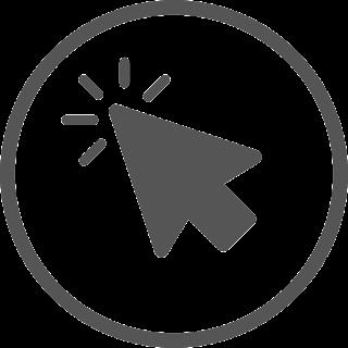 Kursor miša koji predstavlja klik na internet link