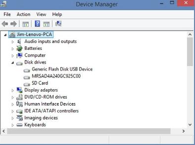 Cara Memperbaiki 'USB Drive tidak Dikenali' 5