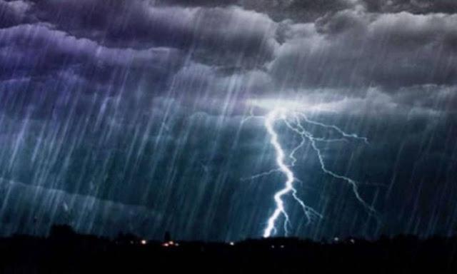 Χαλάει ο καιρός από την Πέμπτη - Καταιγίδες και πτώση της θερμοκρασίας