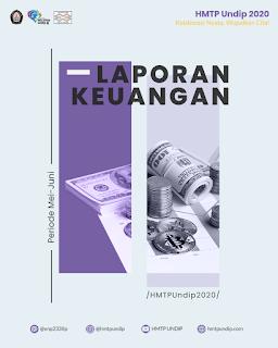 [ Laporan Keuangan HMTP Undip 2020 ]