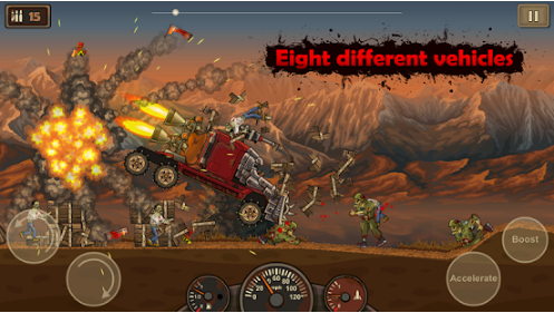 Earn to Die 3 v1.0 Game Apk Download
