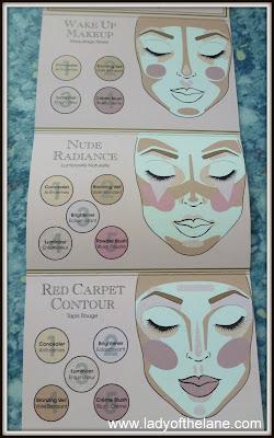 Too Faced No Makeup Makeup Face Palette
