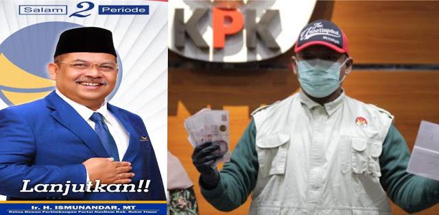 Breakingnews, Bupati Kutai Timur Dari Nasdem Ditangkap KPK (OTT)