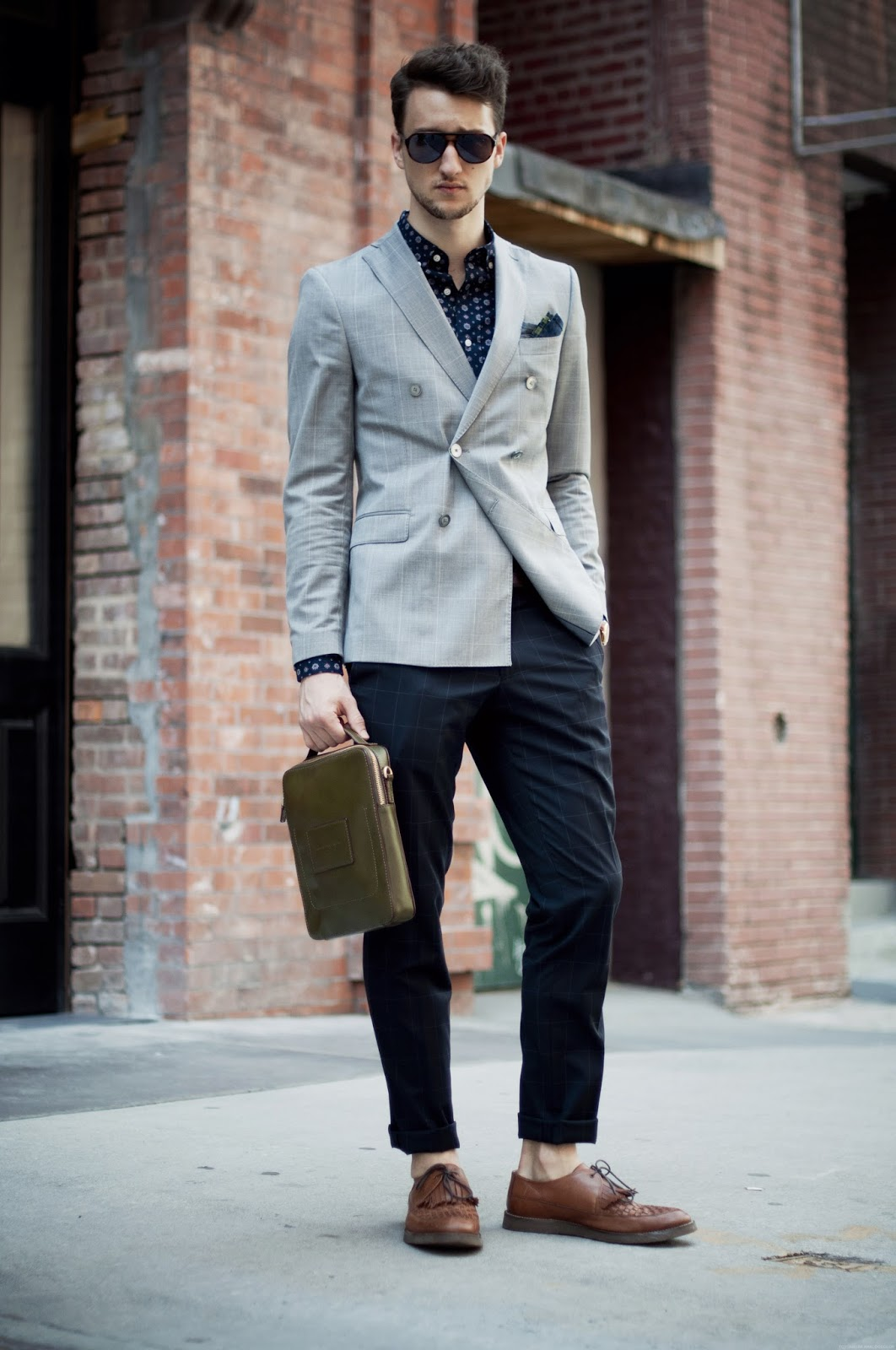 For the Modern Man with Traditional Taste - Cossly