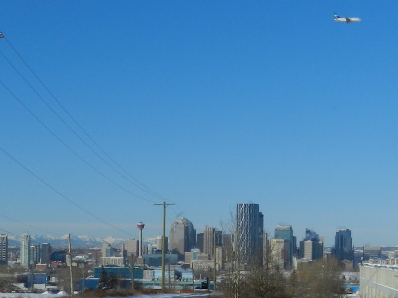 Happy Valentine S Day Calgary From Above Saddledome And