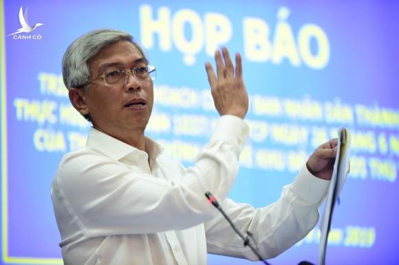 Xem xét trách nhiệm cựu lãnh đạo TP liên quan đến sai phạm ở Thủ Thiêm