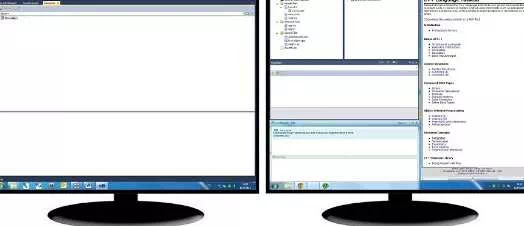 Aplikasi Monitor Virtual
