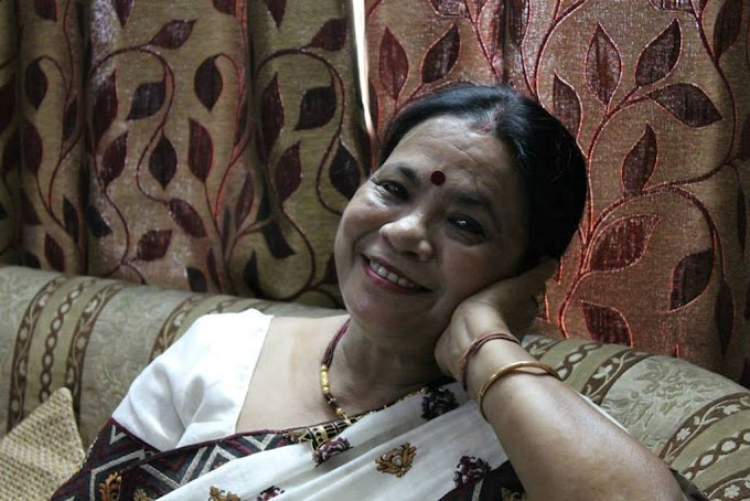 Fellowship to Eminent Assamese Actress Chetana Das
