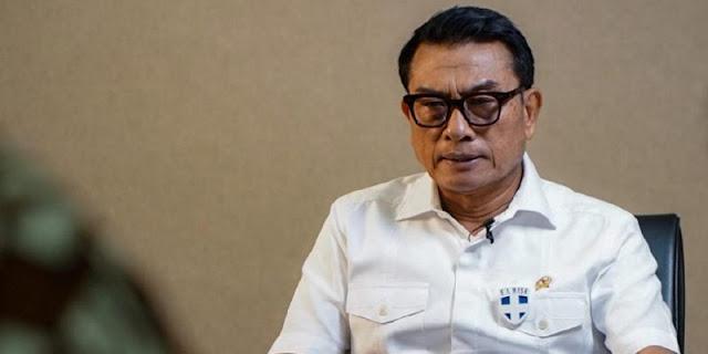 Tidak Taat Hukum, Moeldoko Harus Dapat Teguran Keras Dari Presiden