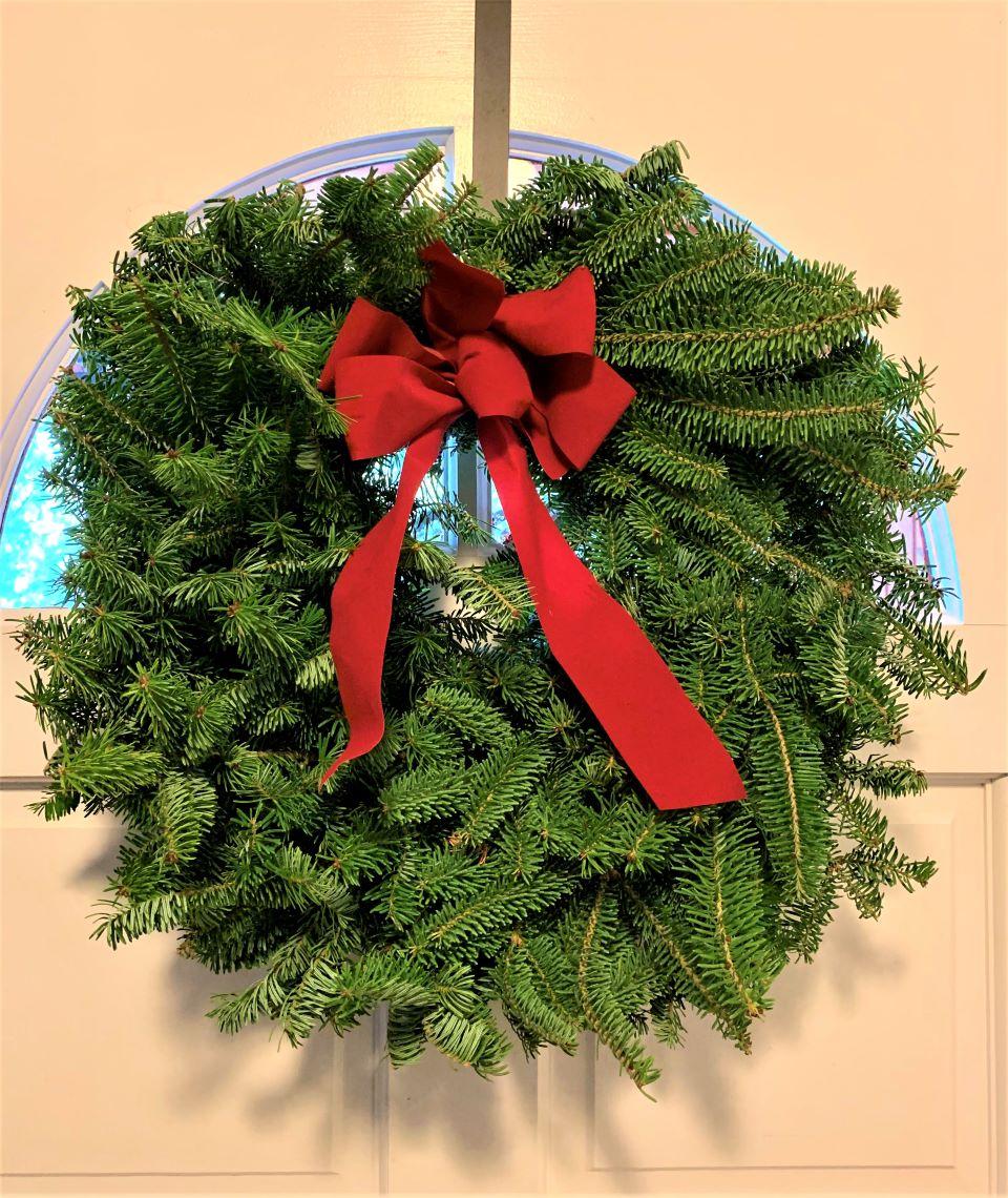 Balsam Wreath from Wreaths Across America