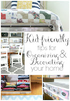 http://graceleecottage.blogspot.com/2015/07/kid-friendly-tips-for-organizing.html