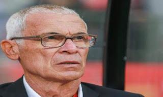 هيكتور كوبر يستقر علي تشكيلة منتخب مصر امام أوروجواي والهولندي بيورن كويبرس يدير المباراة