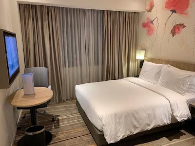 Queen Deluxe Bedroom, Hilton Garden Inn Kuala Lumpur South