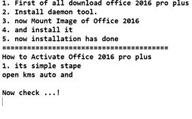 NpavCrack.Blogspot.com: Microsoft Office PRO Plus 2016