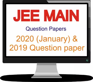 JEE MAIN 2020 QUESTION PAPER