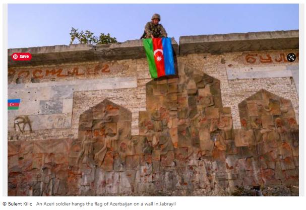 'Restoration ruins': Azerbaijan begins Karabakh conquests