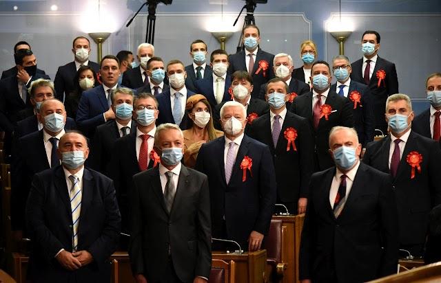 A járvány miatt csúszik a kormányalakítás Montenegróban
