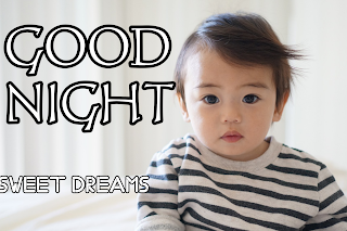 Good night baby image, good night baby pic,