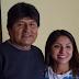 Hijos de Evo Morales dejan Bolivia rumbo a Argentina.