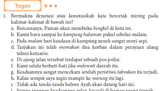 Kunci Jawaban Hal 195 196 Kelas Xi Bahasa Indonesia K13 Revisi 2017 Sma Smk