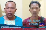 Peras Korban 17 Juta, Dua Pria Mengaku Wartawan Diringkus Polres Jember